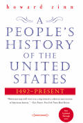 A People's History of the United States: 1492-Present Cover
