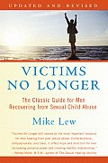 Victims No Longer 2ND Edition Men Recovering Fro Cover
