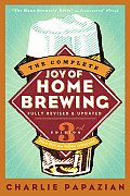 Complete Joy of Homebrewing 3RD Edition Cover