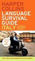 HarperCollins Language Survival Guide Italy The Visual Phrasebook & Dictionary