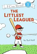 The Littlest Leaguer (I Can Read Books: Level 1)