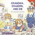 Little Critter Grandma Grandpa & Me