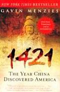 1421 The Year China Discovered...