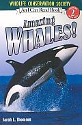 Amazing Whales I Can Read Book