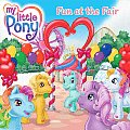 Fun at the Fair (My Little Pony) Cover