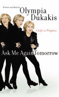 Ask Me Again Tomorrow CD: A Life in Progress (Abridged) Cover