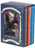 Series Of Unfortunate Events Box The Dilemma Deepens Books 7 8 9