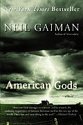 American Gods: A Novel Cover