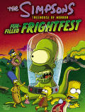 Simpsons Treehouse of Horror Fun Filled Frightfest
