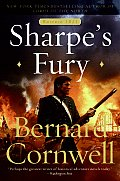Sharpe's Fury: Richard Sharpe and the Battle of Barrosa, March 1811 Cover
