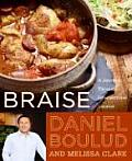 Braise: A Journey Through International Cuisine Cover