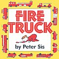 Fire Truck Board Book Cover