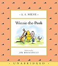 The Winnie-The-Pooh CD (Abridged) Cover