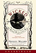Wicked: Life and Times of the Wicked Witch of the West, the Cover