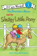 The Berenstain Bears and the Shaggy Little Pony (I Can Read Berenstain Bears - Level 1)