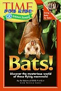 Bats! (Time for Kids Science Scoops) Cover