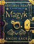 Septimus Heap, Book One: Magyk