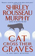 Cat Cross Their Graves A Joe Grey Mystery