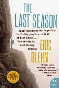 The Last Season (P.S.) Cover