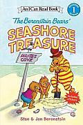 Berenstain Bears Seashore Treasure With Stickers