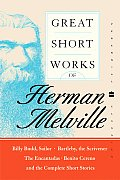Great Short Works of Herman Melville (Perennial Classics) Cover