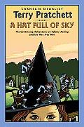 Hat Full Of Sky Discworld 32