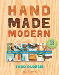 Handmade Modern Mid Century Inspired Projects for Your Home