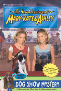 New Adventures of Mary Kate & Ashley 41 The Case of the Dog Show Mystery