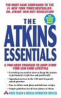 Atkins Essentials A Two Week Program to Jump Start Your Low Carb Lifestyle