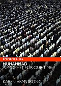 Muhammad: A Prophet for Our Time (Eminent Lives) Cover