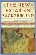 New Testament Background ((Rev)89 Edition)