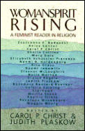 Womanspirit Rising: A Feminist Reader in Religion Cover
