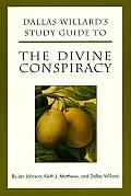 Dallas Willard's Study Guide to the Divine Conspiracy Cover