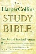The HarperCollins Study Bible: New Revised Standard Version (with the Apocryphal/Deuterocanonical Books)