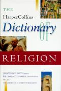 The HarperCollins Dictionary of Religion Cover