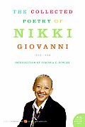 The Collected Poetry of Nikki Giovanni: 1968-1998 Cover