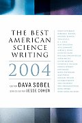 The Best American Science Writing 2004 (Best American Science Writing) Cover
