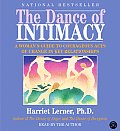 Dance Of Intimacy Cd A Womans Guide To Courage