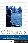 Collected Letters of C S Lewis Books Broadcasts & the War 1931 1949