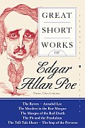 Great Short Works of Edgar Allan Poe Poems Tales Criticism
