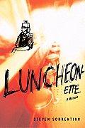 Luncheonette A Memoir