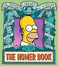Homer Book The Simpsons Library Of Wisdom