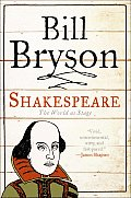 Shakespeare: The World as Stage (Eminent Lives) Cover