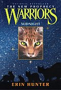Warriors: The New Prophecy Series: Midnight (#01) Cover