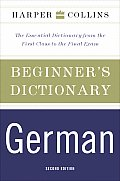 Harpercollins Beginners German Dictionary 2nd Edition