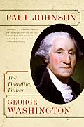 George Washington: The Founding Father (Eminent Lives) Cover