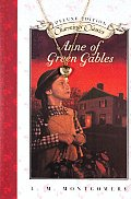 Anne Of Green Gables Deluxe Book & Charm Charming Classics