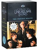 Series Of Unfortunate Events The Trouble