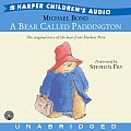 A Bear Called Paddington CD Cover