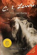 Chronicles of Narnia #07: The Last Battle (Adult) Cover